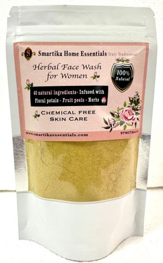 Herbal 2-in-1 Face & Body Wash for Women - HOMEMADE