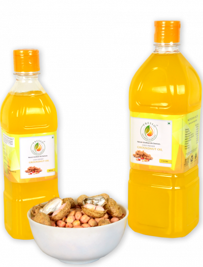 GROUNDNUT OIL - 1/2LTR