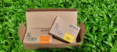 Grama Gift Pack Combo, 2 Soaps of Your Choice
